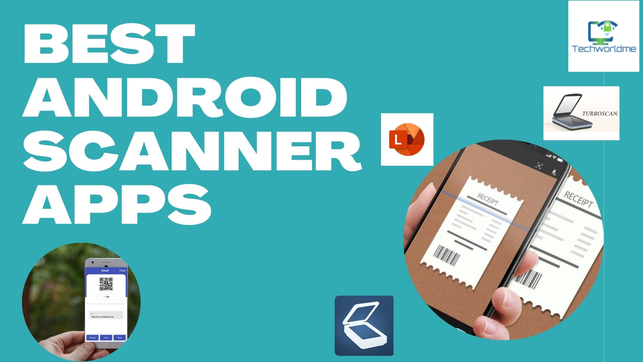 android scanner apps