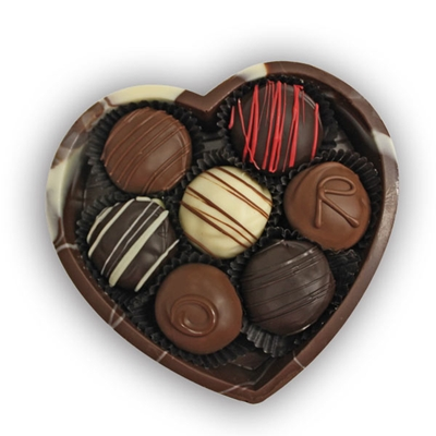 Ideal Heart Shape Chocolate Boxes for Business