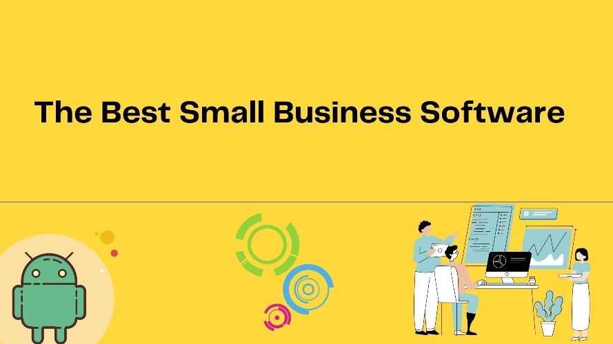 The Best small Business Software