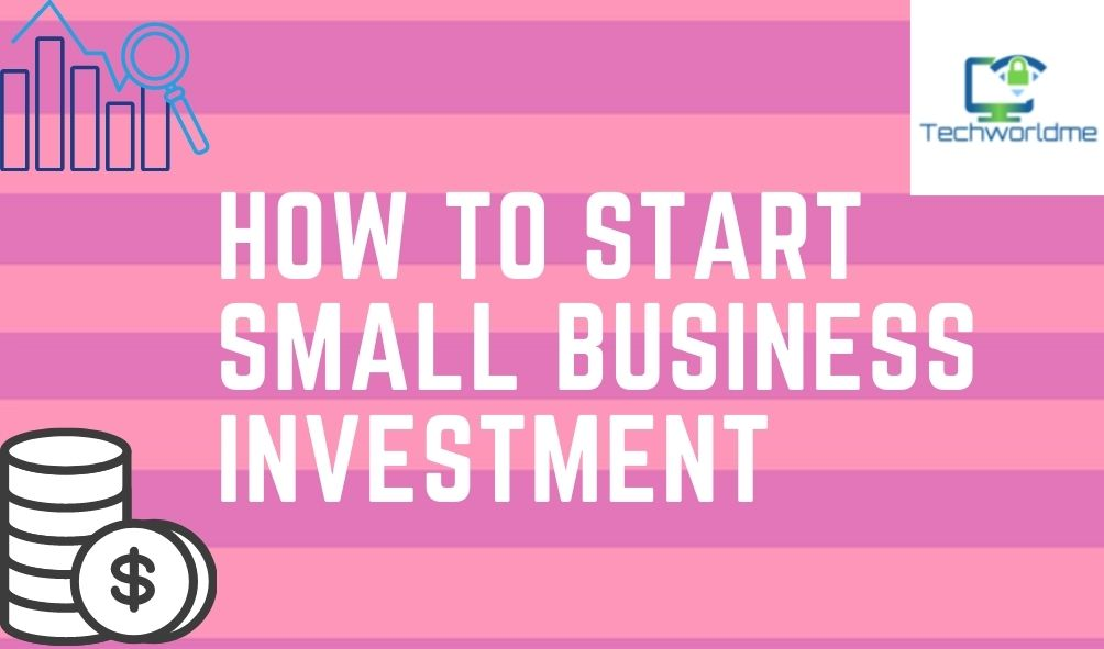 small business investment