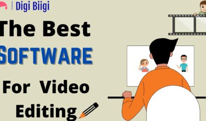 software for video editing